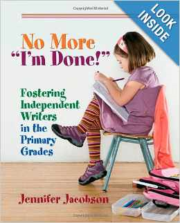 http://www.amazon.com/No-More-Done-Fostering-Independent/dp/1571107843
