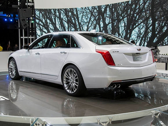 2016 Cadillac CT6 Specs and Review