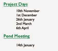 Pond Project Days