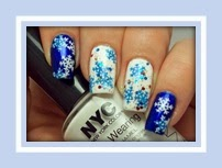 Nailart, Stampednails, stampednailart,  stampnailart, stamping, nailstamping, la colors, nyc, konad, WIRED, FRENCH TIP WHITE, CONFETTI