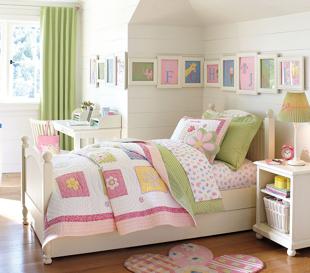 Pottery Barn Patterns: Pottery Barn Kids Jennifer Bedding