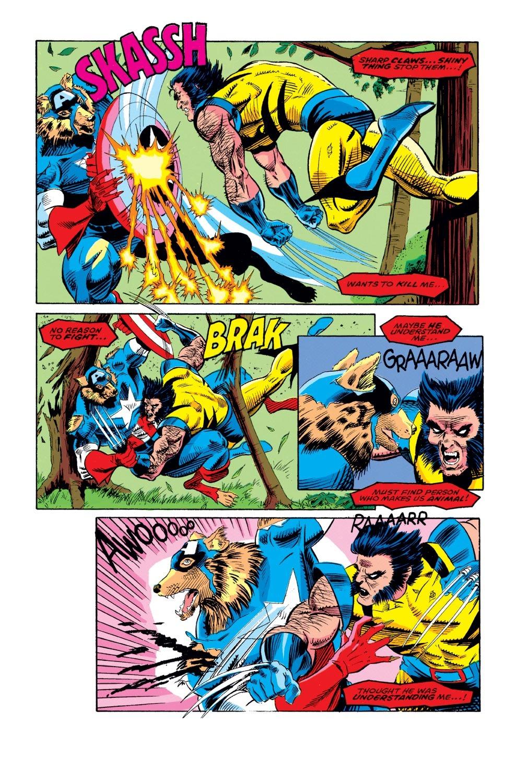 Captain America (1968) Issue #405 #354 - English 12
