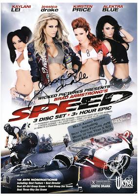 Phim sex Tốc độ - Speed XXX
