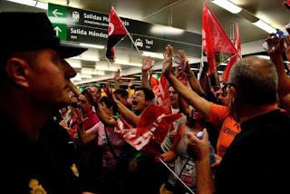 SOMOS sindicalistas apoya la huelga el 4 de septiembre en Renfe