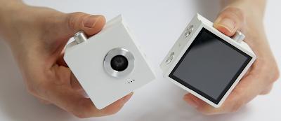 cámara dos en uno