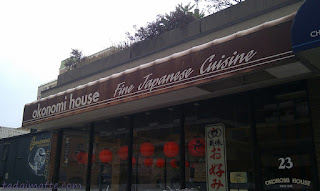 Okonomi House'sOkonomiyaki in Toronto