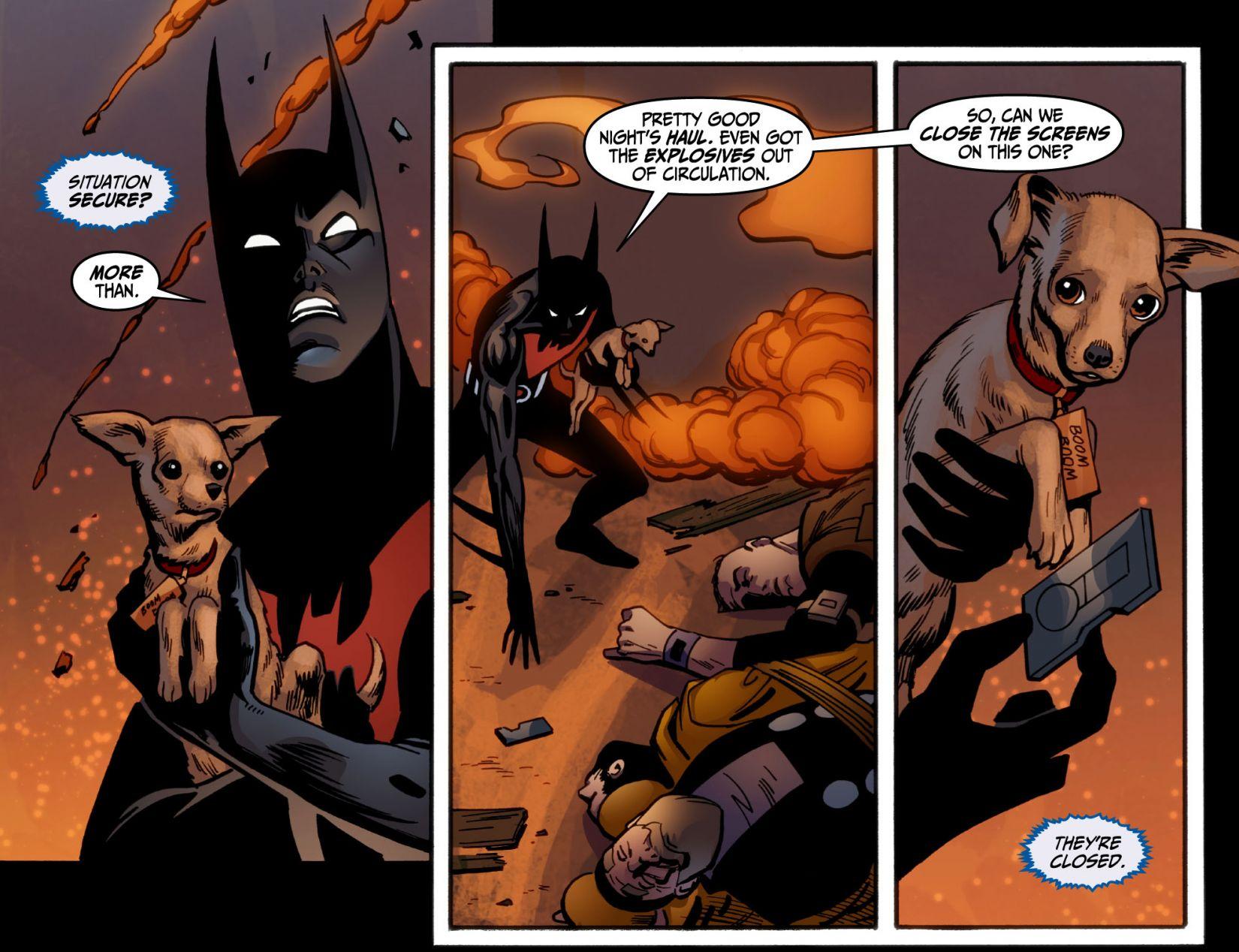 Batman Beyond (2012) Issue #6 #6 - English 18