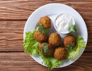 Falafel Light
