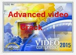 Advanced Video Compressor Activation Code 2015 Serial Key Free Download