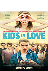 Amor Rebelde (Kids in Love) (2016) BDRip 1080p DTS