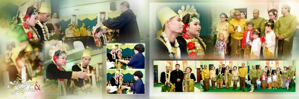 jasa Foto dan Video Shooting wedding semarang