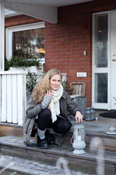 julreportage drömhem & trädgård 2015
