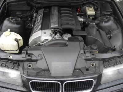 Мотор BMW e36