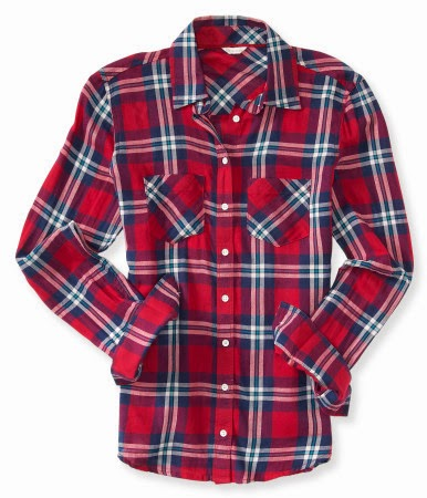 School Trends - Flannel