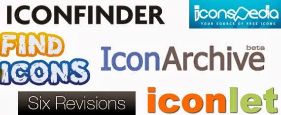 10 de los mejores sitios web con iconos gratis