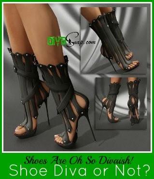 Shoes Diva KOTD!