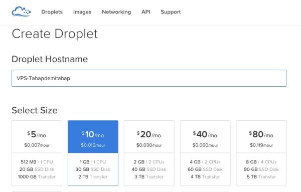 Cara Mudah Pindah Hosting Dari Share Hosting ke VPS Menggunakan Webuzo di Digital Ocean