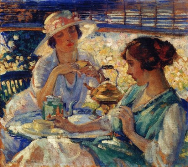 katherine mansfield a cup of tea 1 a cup of tea by katherine mansfield rosemary fell was not exactly beautiful no, you couldn't have called her beautiful pretty well, if you took her to pieces.