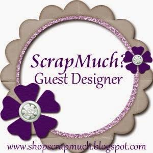 April Guest Designer 2014