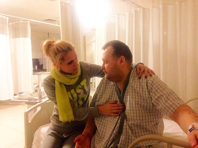 Андрей и Олеся Дольниковы
