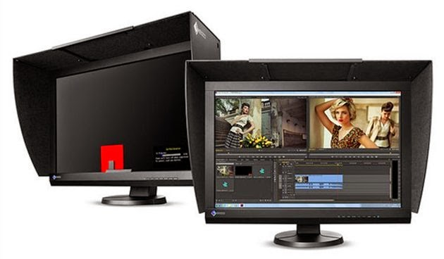 Eizo CG247 dan CX241: Monitor untuk Fotografer Profesional
