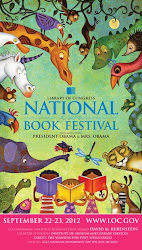 Library of Congress Book Festival - Sept. 22/23, 2012