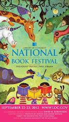 Library of Congress Book Festival - Sept. 22/23, 2012