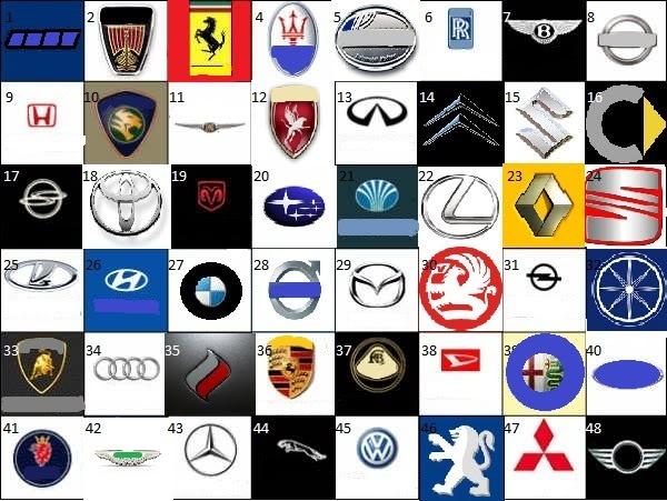 New Car Images Car Logos