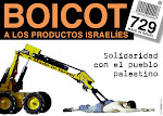 Boicot a los productos Israelíes.