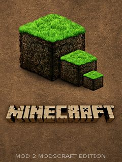 Minecraft 3D MOD 2 (ModsCraft edition),games for touchscreen mobiles,java touchscreen mobile games