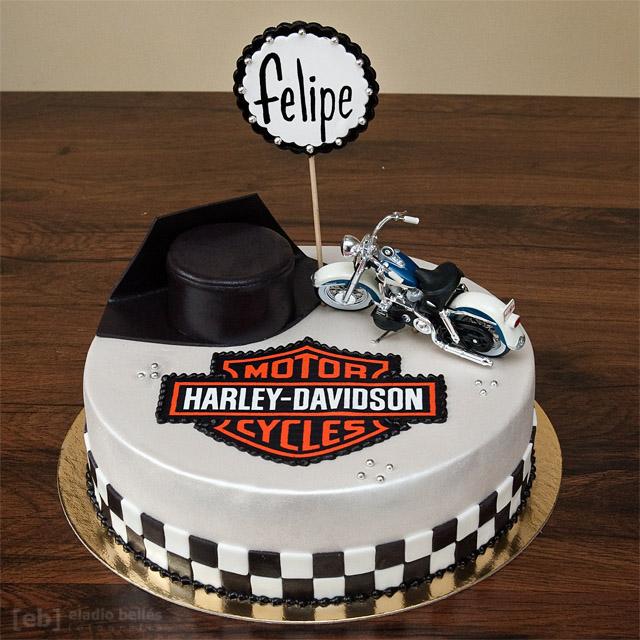 Happy Birthday Luisito Cake