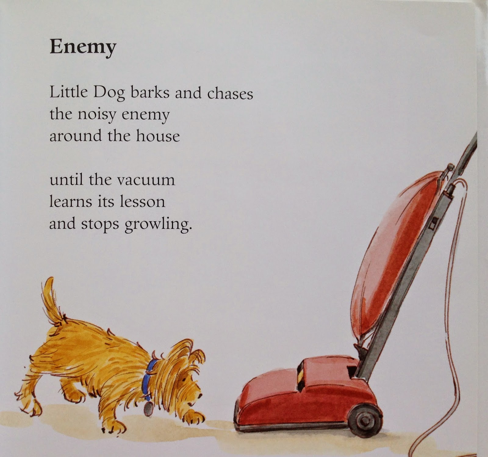 Uncategorized Short Animal Poems creating readers and writers book talk little dog poems poems