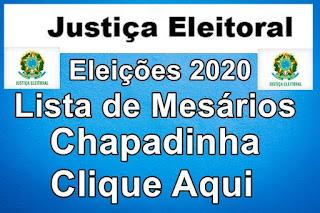 Chapadinha: Clique Aqui