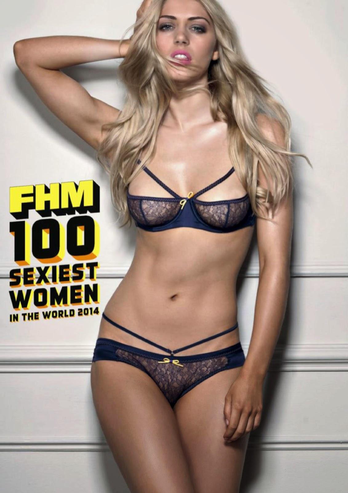 FHM 100 Sexiest Women of 2014   Hot Celebs