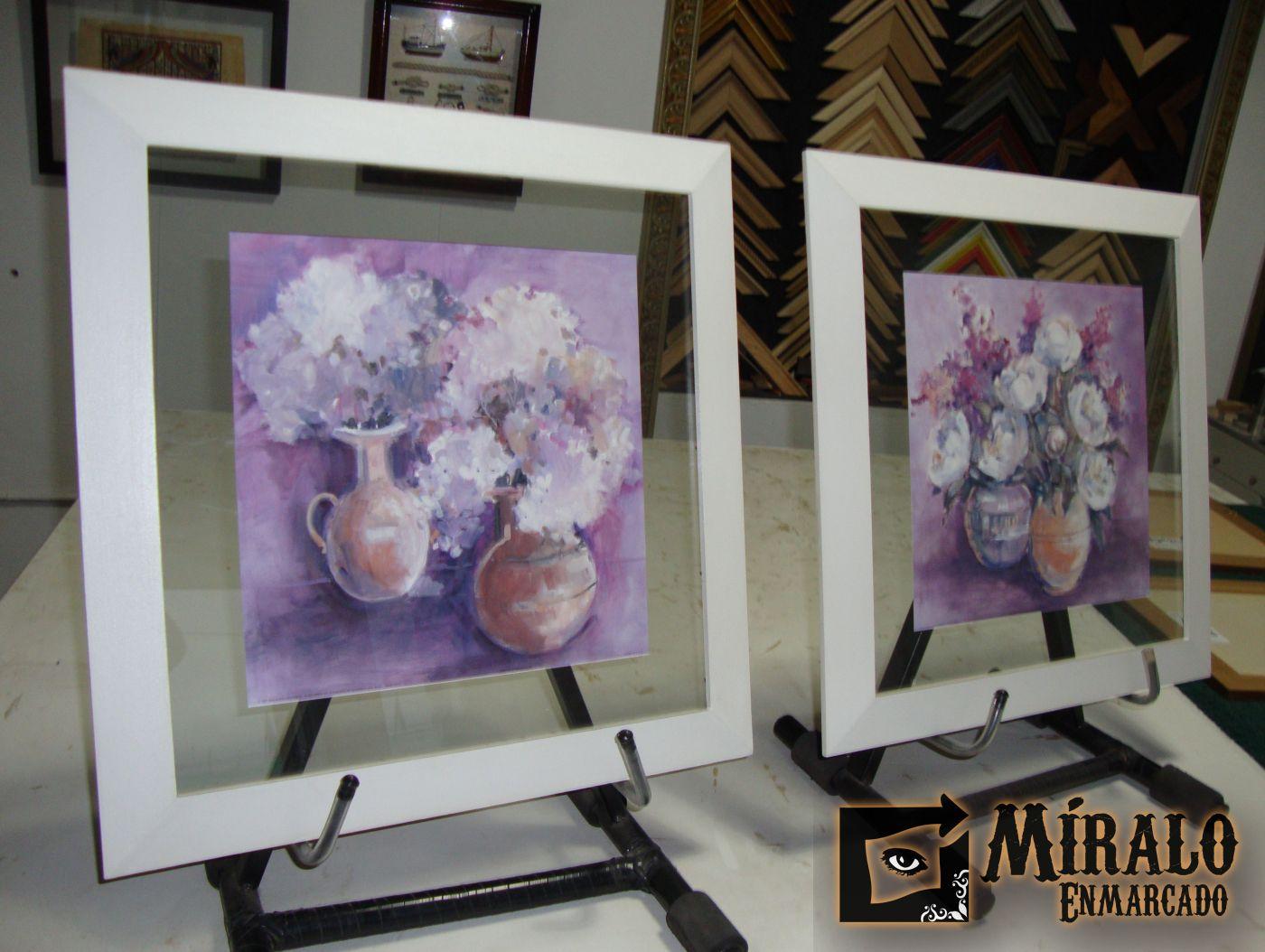 Leroy merlin cuadros perfect nuevo espejos de bao para - Enmarcar cuadros leroy merlin ...