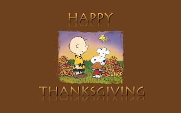 #11 Happy Thanksgiving Wallpaper
