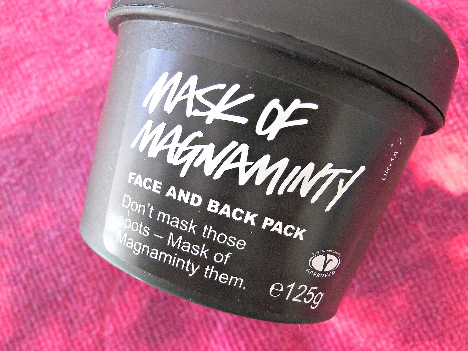 An image of Lush Mask of Magnaminity