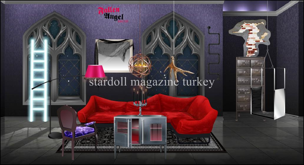 Nizleme fallen angel dekor stardoll magazine turkey for Dekor turkey