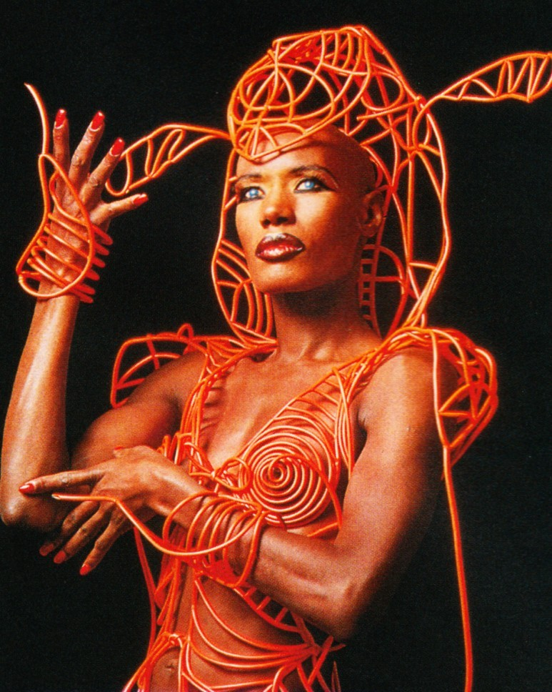 What do you think of Grace Jones? - Page 2 - Entertainment ...