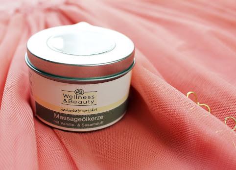 Świeca olejowa do masażu, wanilia i sezam Wellness & Beauty. Świeca do masażu z Rossmanna, opinie, cena, jak jej używać.