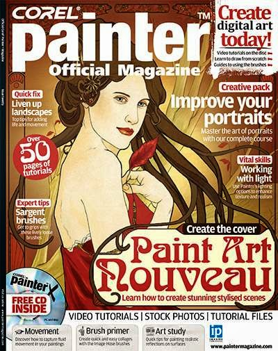 Corel Painter Magazine Issue 20