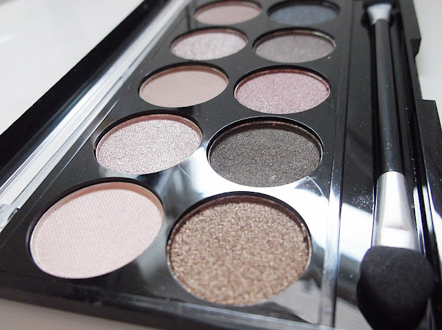 MUA Undressed Palette