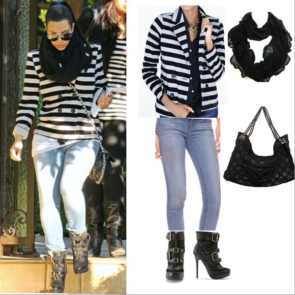 things i love kim kardashian 2012 winter trend