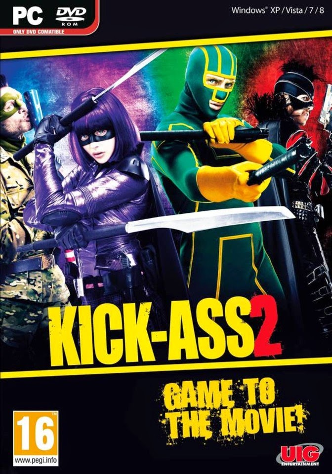 Kickass 2 PC Game Download