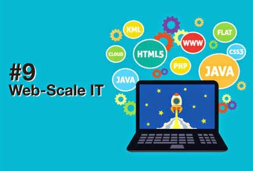 Web - Scale IT