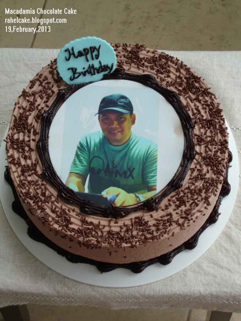 I Love Cake: Macadamia Chocolate Cake di 19-February