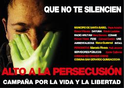 Que no te silencien