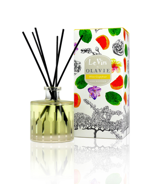 olavie white grapefruit diffuser