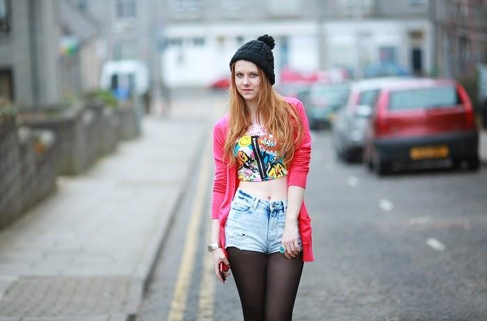lucie srbova, módní blogerka, trendy 2014, jak se stylově obléci