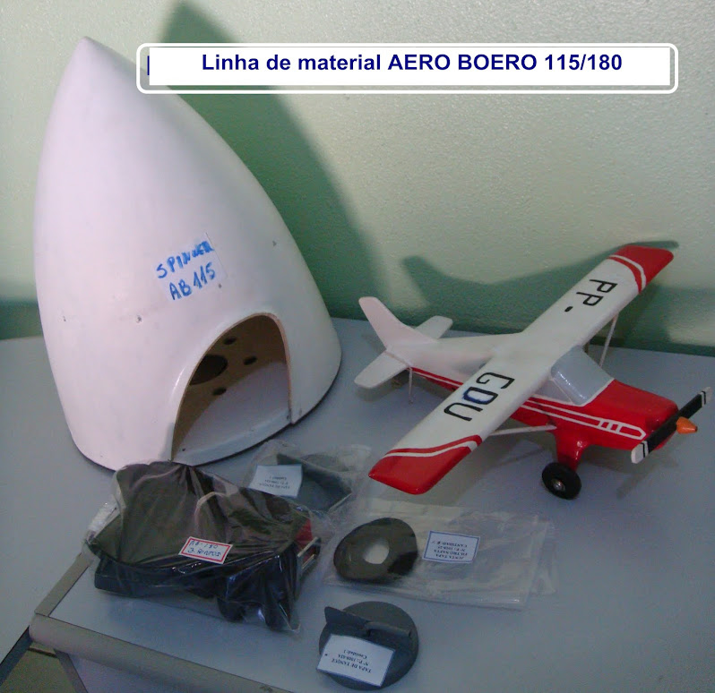MATERIAL AERO BOERO- 115/180
